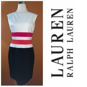 LAUREN Ralph Lauren Sheath Dress